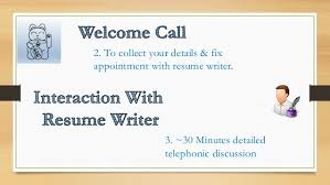 Resume Writing Services India SlideShare