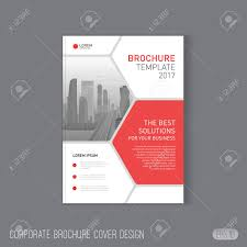 Product Brochure Cover Design Corporate Brochure Cover Design Template Layout Good For Catalog