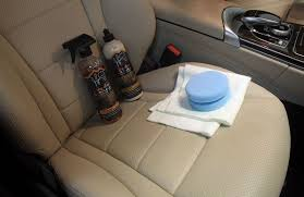 re jay leno garage leather cleaner and conditioner review by mike phillips