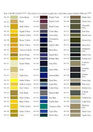 Ral Colour Chart 2016 Ral Chart Pdf