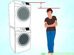 over under washer dryer. Large Capacity Stackable Washer And Dryer Stacked Brilliant For Club Idea 4 Extra Capacity. « Over Under