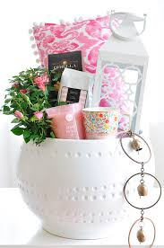 mother s day garden gift basket idea