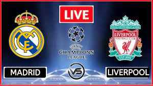 Liverpool vs Real Madrid Live Champions League Live | Real Madrid vs  Liverpool Quarter-finals Live - YouTube