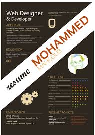Astonishing Decoration Creative Resume Graphic Designer Graphic