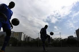 Hong Kongs All African Refugee Soccer Team Helps Players