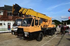 Coles 25 Ton Crane Load Chart Coles 25 28 Ton Crane For Sale