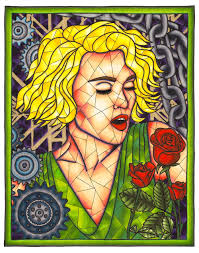 1000x1273 stained glass style gallery â rosie de lise