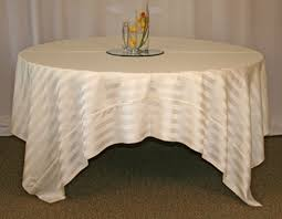 rectangle tablecloth on round table linen sizing tips learn how to calculate linen sizes for your