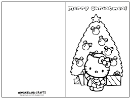 Printable Christmas Cards Black And White Festival Collections