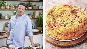 Jamie Oliver La Vuelve A Liar Con Unos Espaguetis Carbonara