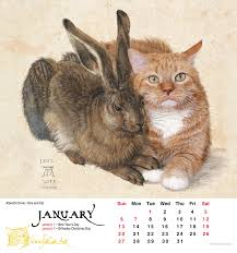 Fatcatart Calendar 2019 | Fatcatart