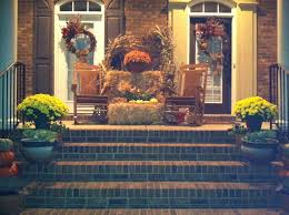 gorgeous front porch design with various front step ideas simple and neat front porch decoration
