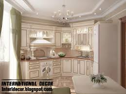Interior Design 40 White Kitchens Designs With Classic Wood Gorgeous Classic Home Remodeling Design