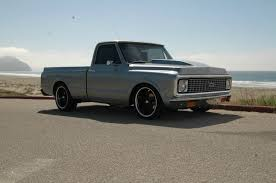 1969 Chevy C10 Shortbed Fleetside Protouring Truck No reserve! for ...