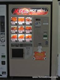 Different Vending Machines Delectable You'll Never Believe These Vending Machines Do Exist Fried Food In