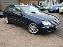 Used Mercedes-benz Clk Coupe 3.0 Clk320 Cdi Elegance 7g-tronic 2dr ...