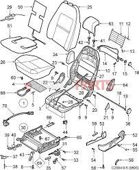 saab 9 5 seat wiring diagram wiring diagram fascinating