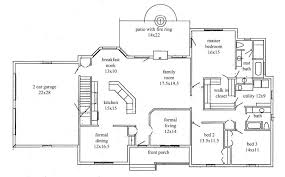 Astonishings for ranch style houses ideas best inspiration floor stunning plans plan