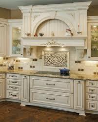 Good Eye Catching Backsplash Contributes To An Elegant Kitchen Design