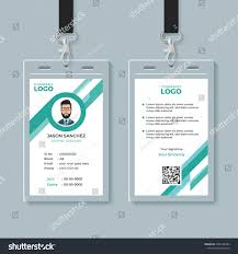 Company Id Design Ideas Company Identity Card Design Template Identity Company Card