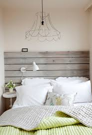 wooden slat headboard