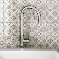 white wood tile bathroom.  Wood Lightly Patterned Tiles On White Wood Tile Bathroom C