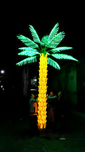 Lighted Christmas Palm Tree Outdoor Led Electric Lighted Decoration Christmas Palm Tree View Lighted Palm Tree Lowes Deason Product Details From Shenzhen Deason Lighting Co