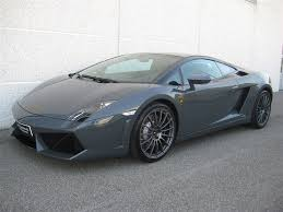 Pre-Owned Lamborghini Gallardo LP560-4 Bicolore 2011 at ...