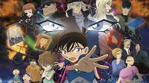 Detective Conan Movie 20: Pure Black Nightmare   Movie fanart