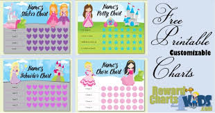 Free Editable Behavior Chart Free Princess Behavior Chart Editable And Printable