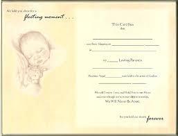 Baby Presentation Certificates Egg Birth Certificate Template Cool Blank Birth Certificate Images