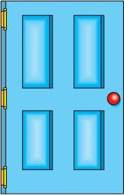 open door clipart. Door Clipart Open O