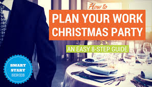 How to Plan Your Work Christmas Party
