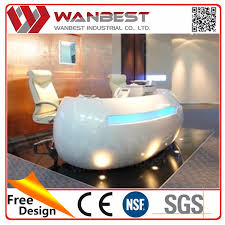 office foyer furniture. Description: Modern Appearance Hotel Reception Counter Design Artificial Stone Office Foyer Furniture E