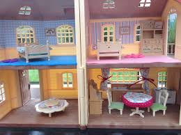 Best Images About Sylvanian Families On Pinterest - Swivel classy sylvanian families living room set