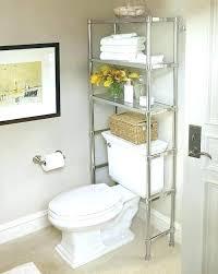 towel storage above toilet. Towel Shelf Over Toilet Rack Above .  Bathrooms Contemporary Bathroom Storage V