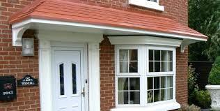 front door canopyFront Porch Design Hip Style Roof Door Designs Plans Overhang