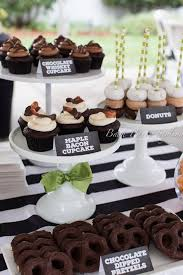 50th Birthday Party Ideas For Men Dessert Table Chocolate