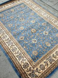 blue and gold area rug light blue style oriental area rug 8 x rugs pertaining to blue and gold area rug