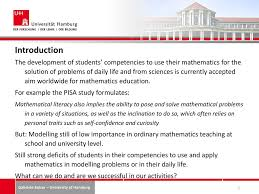 Competencies Meaning Mathematical Modelling Competencies Meaning Teaching And
