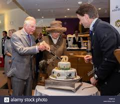 Handout Photo Supplied By Ascot Of The Prince Of Wales And Duchess