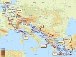 Trip From Shoreham To Elba And Greece September 2018