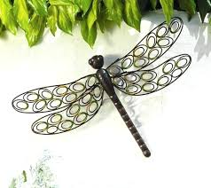 metal dragonfly wall art outdoor metal dragonfly garden wall art good luck dragonfly metal wall art