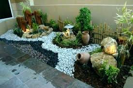 Small Rock Garden Ideas Stylish Design Download Designs Regarding 13