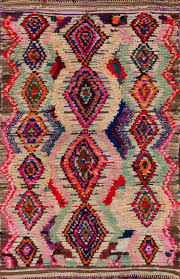 view in gallery moroccan azayku berber multi color rug jpg