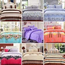 sheet and comforter sets with new printing bedding set fashion bed duvet cover design 1
