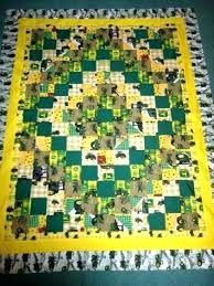 Deere Quilts For Sale John Deere Quilt Pattern Free John Deere