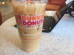 Since there's no ice, you're roughly getting the same amount of coffee. A Review Of The Dunkin Donuts Girl Scout Cookie Flavored Coffees