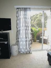 pictures of curtains over vertical blinds fresh how to hang curtains over sliding glass doors with