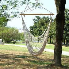 net swing chair outdoor hammock chair hanging chairs swing cotton rope net swing cradles kids s